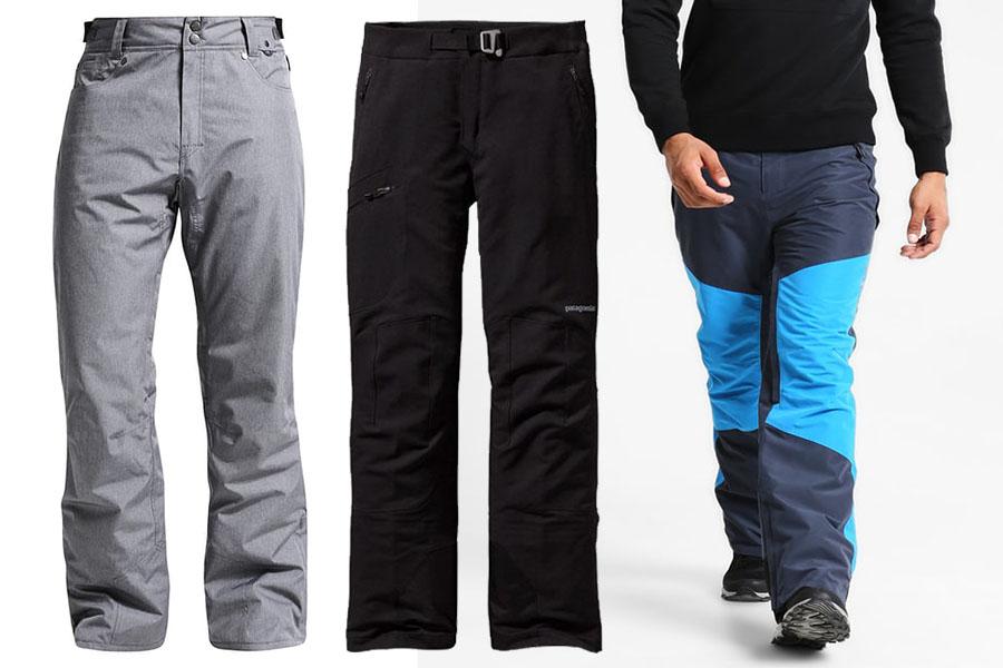 Spodnie dla narciarzy