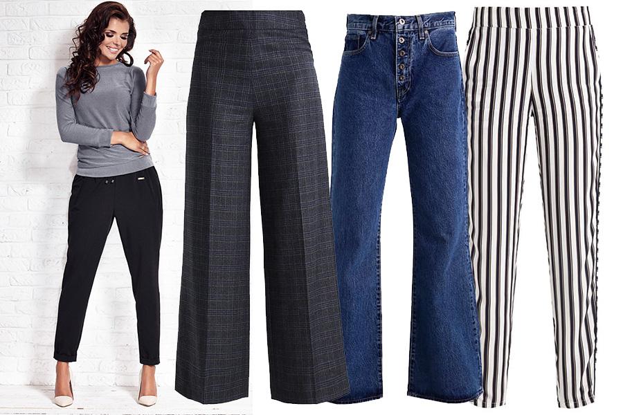W jakim spodniach nogi wyglądają najlepiej?