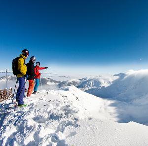 Narciarski freeride w Tatrach