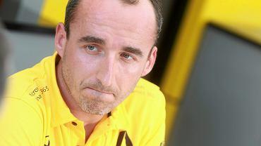 F1. Kubica przetestuje bolid Williamsa. Warunek? Polska firma ma za to zapłacić