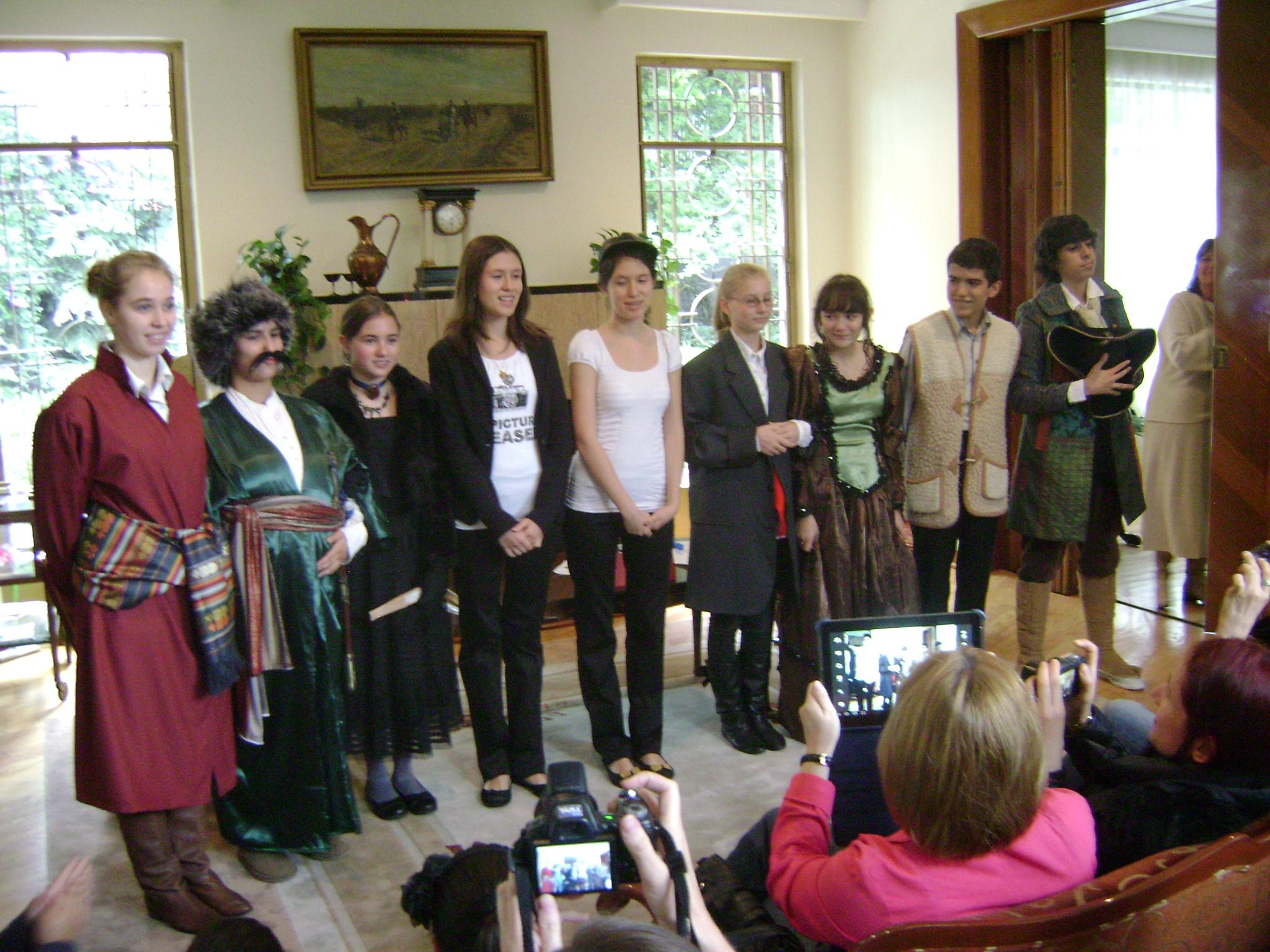 Do tej pory pięcioro absolwentów szkoły rozpoczęło studia w Polsce. Wśród nich jest dwóch Meksykanów (fot. archiwum ambasady Polski w Meksyku)