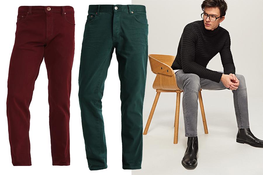 Jaki kolor jeansów wybrać?
