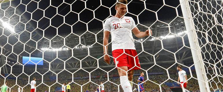 Straszny koniec Polski na mundialu w Rosji. Upokorzenie po meczu zagranym w beznadziejnym stylu [RELACJA]