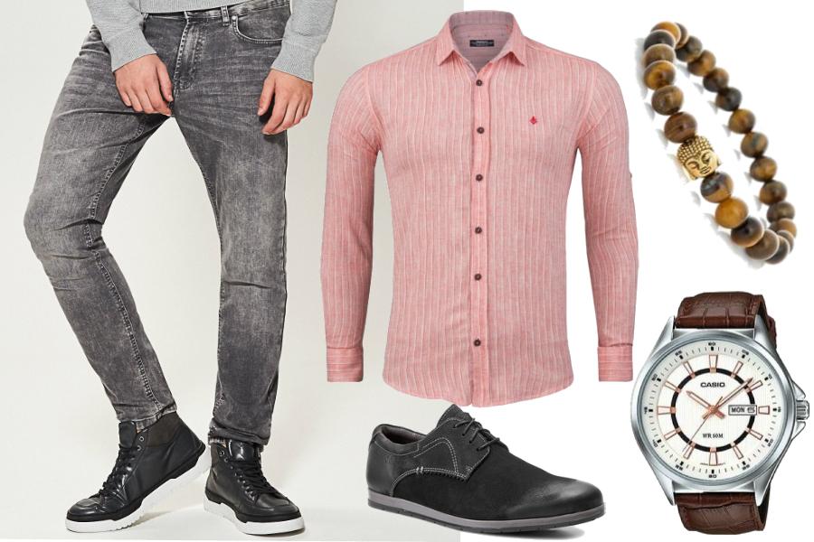 Jeans na elegancko / kolaż redakcja, materiały partnerów