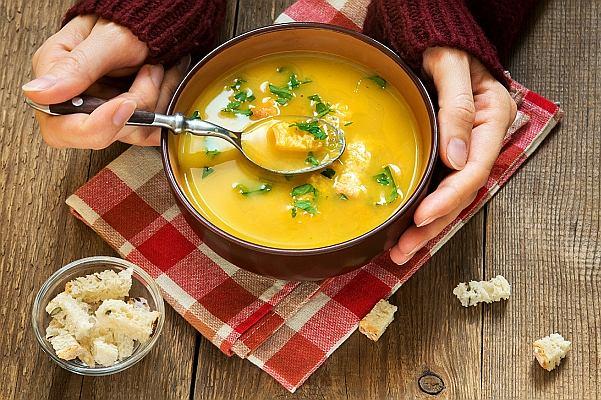 Jak wzmocnić odporność i nie dać się mrozom? Oto zupy, które pomogą uniknąć choroby