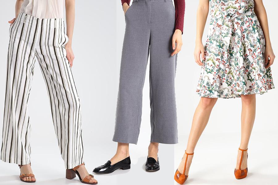 Spodnie czy spódnica?