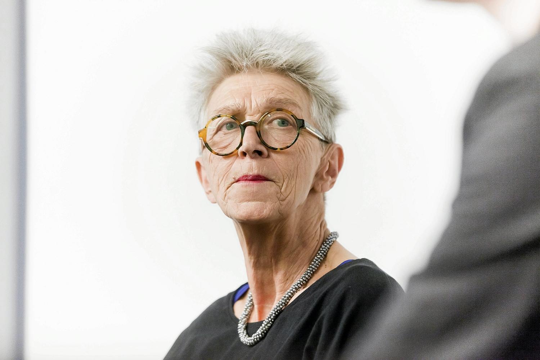 Anda Rottenberg podczas promocji swojej wcześniejszej książki 'Rottenberg. Już trudno' (fot. Marcin Onufryjuk / Agencja Gazeta)