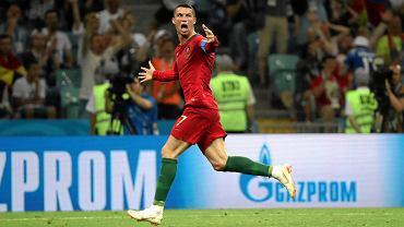 Ronaldo z okazją do kolejnej kanonady. Jakie jeszcze dziś mecze na mundialu? [ROZKŁAD]