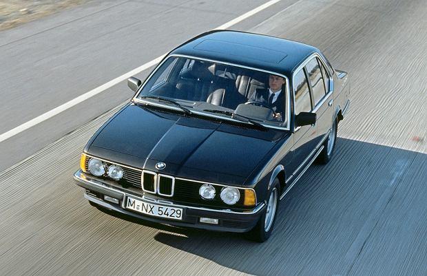 BMW serii 7 745i 1980