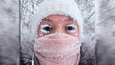 Narzekasz na zimę w Polsce? Tam w końcu zamknęli szkoły. Bo zrobiło się -67 stopni Celsjusza!