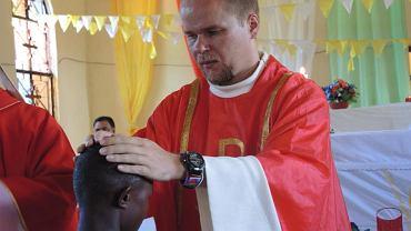 Bohaterska śmierć polskiego misjonarza w Tanzanii. Zeznania świadka