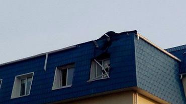 Ostrzelano polski konsulat na Ukrainie - najprawdopodobniej był to atak z granatnika