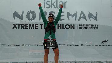 Siła jest kobietą, czyli 16 godzin wysiłku po norweskich fiordach i górach. Pierwsza Polka, która ukończyła Norseman'a