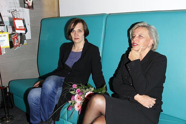 Maria Seweryn, Krystyna Janda