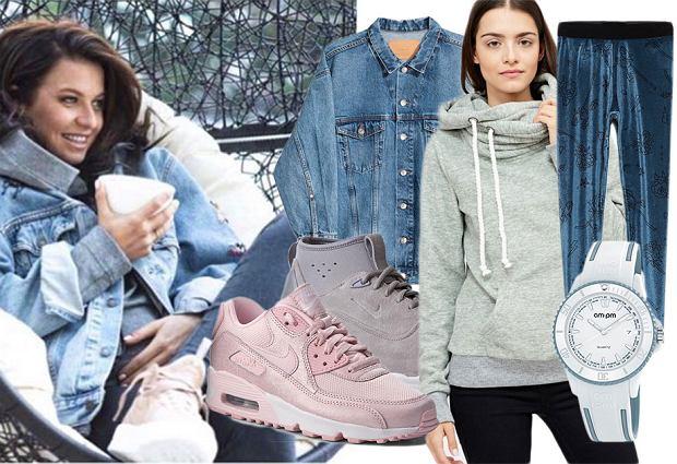 Ubrania, które w tym roku nosiła Ania Lewandowska są teraz w
