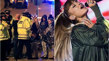 """Ariana Grande załamana zamachem. """"Brak słów"""". Występ w Polsce odwołany"""