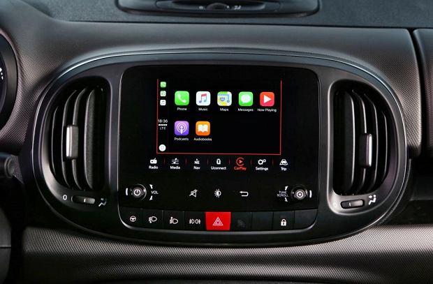 Nowy system multimedialny obsługuje Apple CarPlay i Android Auto, Fot. Materiały Partnera
