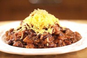 Szybka propozycja na obiad: chili con carne