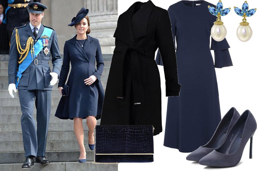 Królewski błękit (kolaż redakcja, materiał partnerów, fot. EastNews)