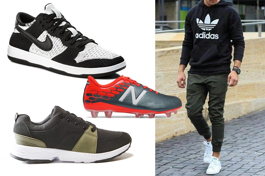 Tańsze buty sportowe