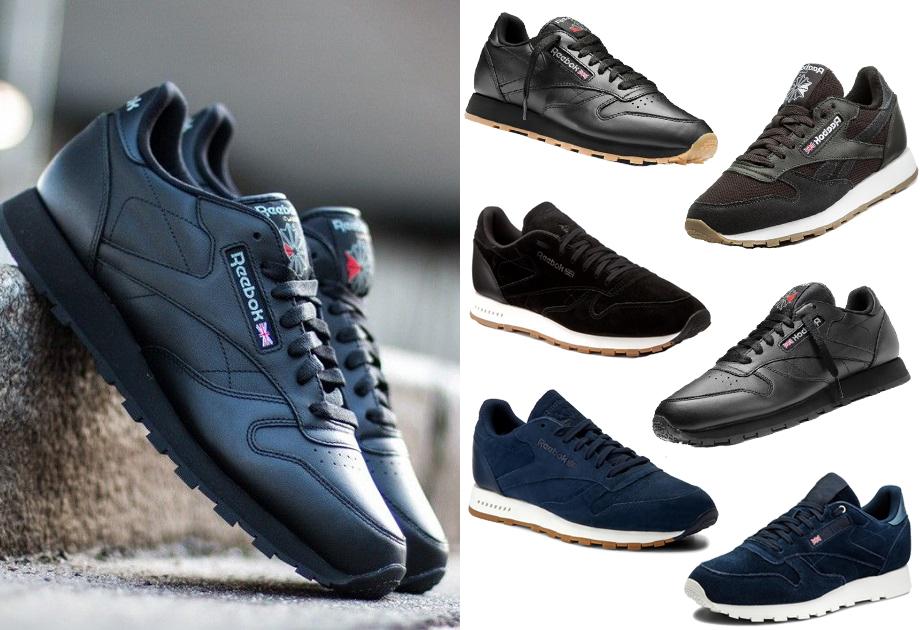 1410ce10 Reebok Classic Leather - modne i wygodne buty dla mężczyzn