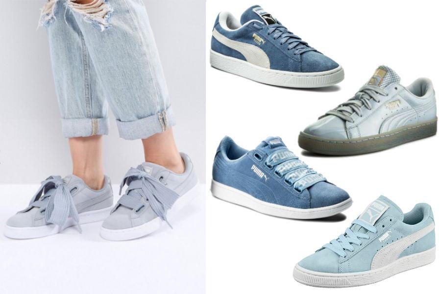 Kolaż / Sneakersy Puma / Materiały partnerów