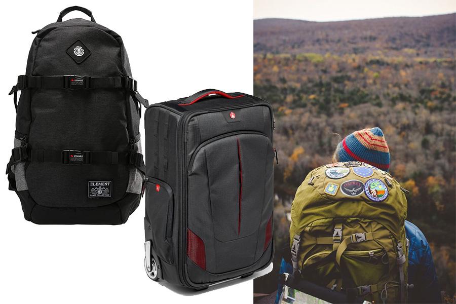 Plecak czy walizka?
