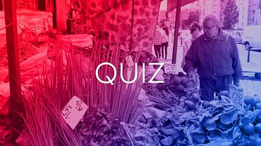 Najprostszy quiz, jaki zrobiliśmy? Oj, nie daj się zwieść. Rozpoznasz warzywa po obrysie?