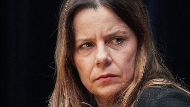 Agata Kulesza ostatnio zniknęła z salonów. Miała poważne problemy zdrowotne