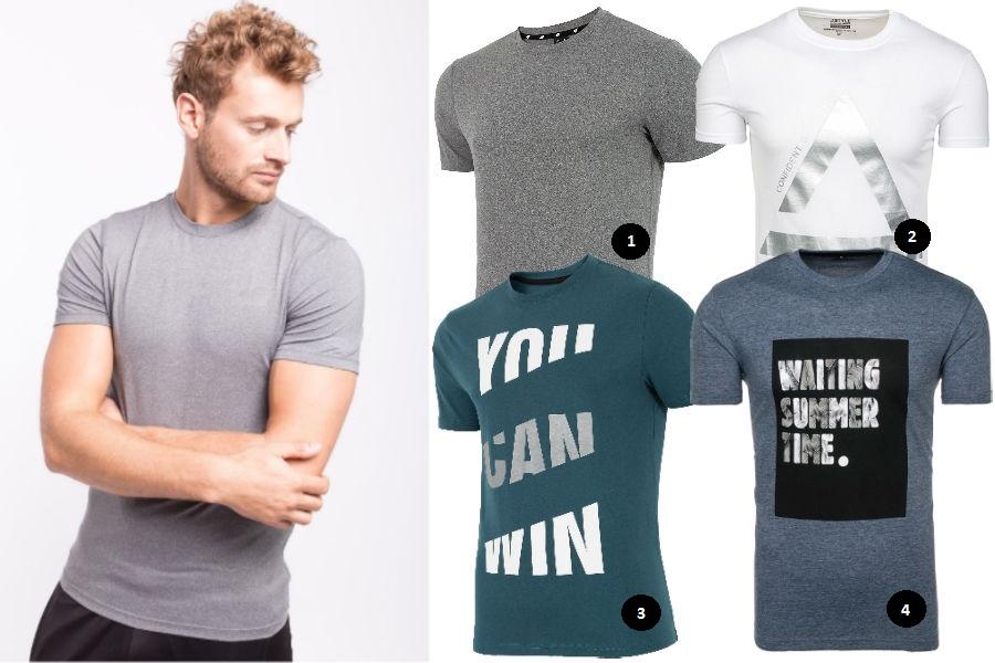 685030b7c298e5 Koszulki na siłownię, które podkreślą twoją muskulaturę - wszystkie ...