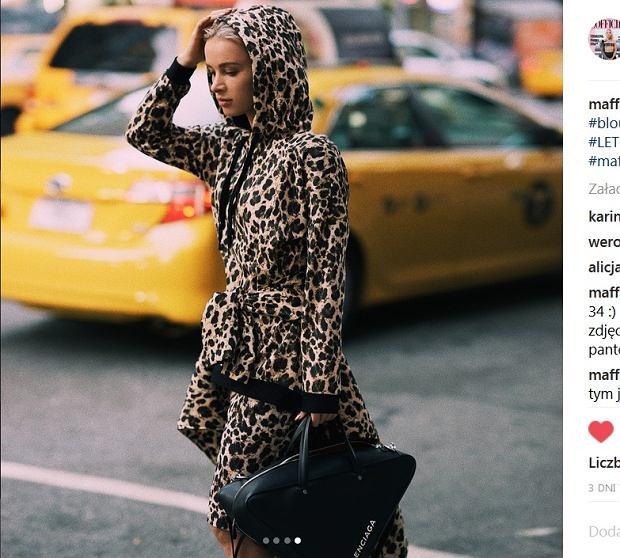 94e3f73c68b58 Maffashion w ubraniach z kolekcji Heidi Klum dla Lidla