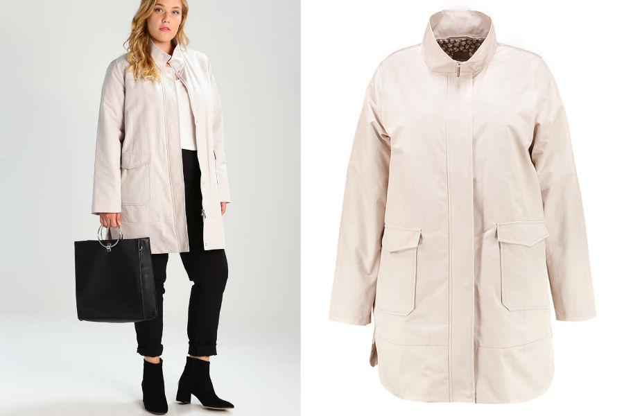 90adc82af9 Płaszcze i kurtki na jesienne dni dla puszystych pań  przegląd