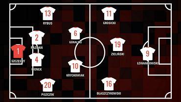 Takim składem reprezentacja Polski zagra z Senegalem? Dwie wątpliwości Adama Nawałki