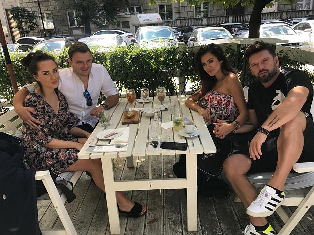 Natalia Siwiec, Malwina Siwiec, Mariusz Raduszewski