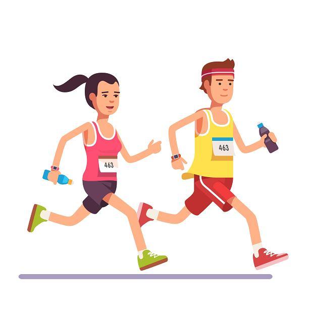 Redukcja treningów przed maratonem, czyli co daje tapering przed startem?