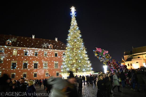 Iluminacja świąteczna