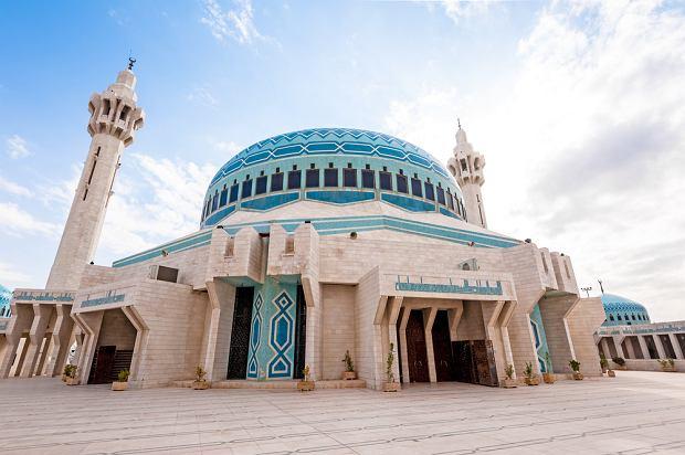 Meczet Króla Abdullaha w Ammanie