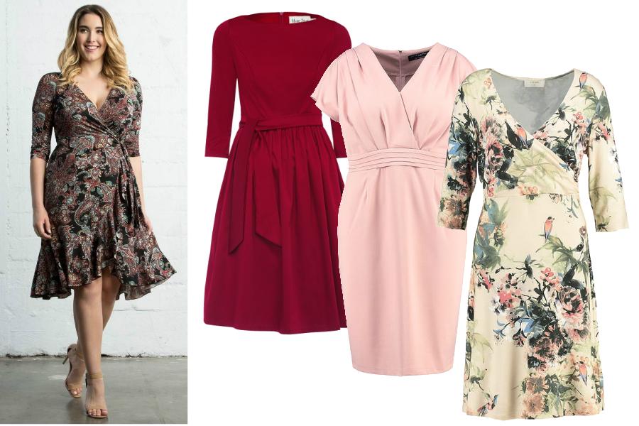 4a84125103 Jak dobrać sukienkę do typu sylwetki