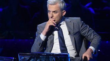 """W """"Milionerach"""" padło pytanie za pół miliona! Jak poradził sobie pan Wojciech?"""