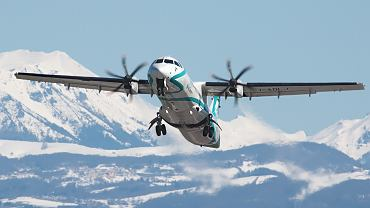 W górach w Iranie rozbił się samolot pasażerski. Na pokładzie było kilkadziesiąt osób. Trwa akcja ratunkowa