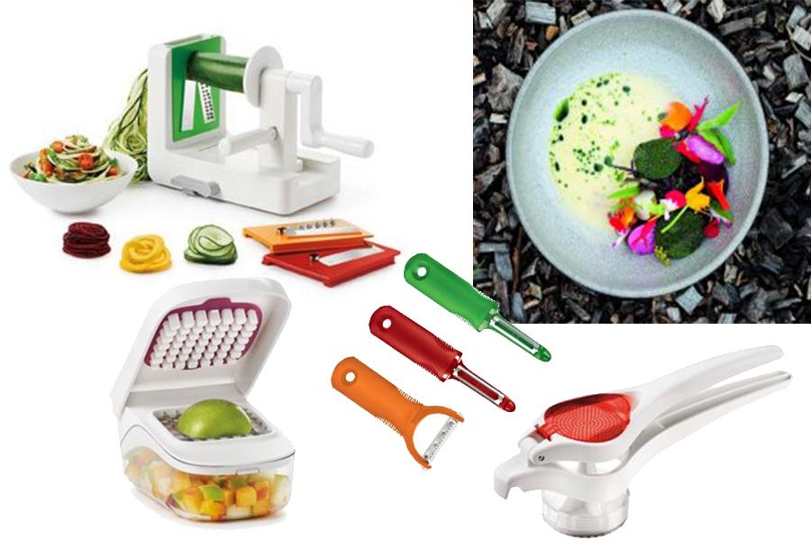 Akcesoria, które przydadzą się do obróbki warzyw