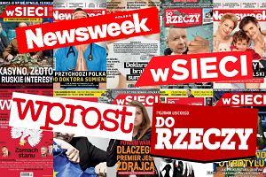 """""""Wprost"""": O. Tadeusz Rydzyk należy do setki najbogatszych Polaków? [W TYGODNIKACH]"""