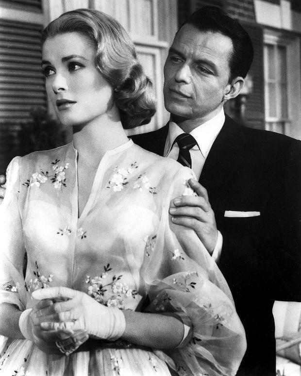 .HIGH SOCIETY, Grace Kelly, Frank Sinatra, 1956