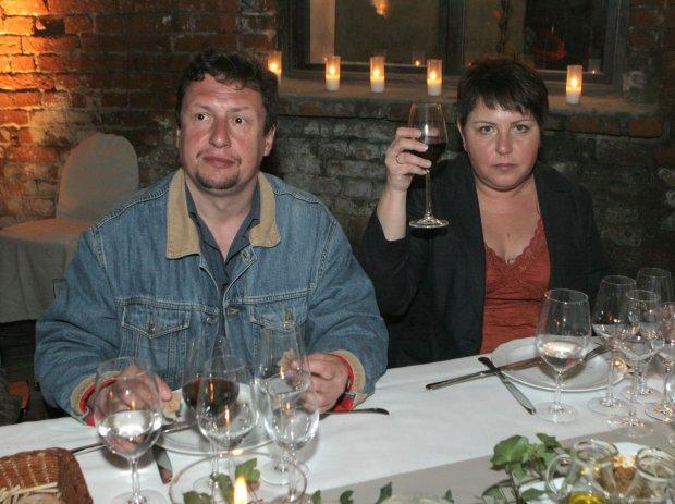 Dorota Wellman, Krzysztof Wellman
