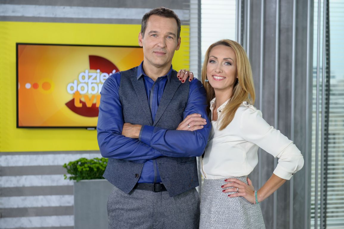 [Fot. Bartosz Krupa/East News.10.09.2014 Warszawa.N/z: Anna Kalczynska, Robert Kantereit