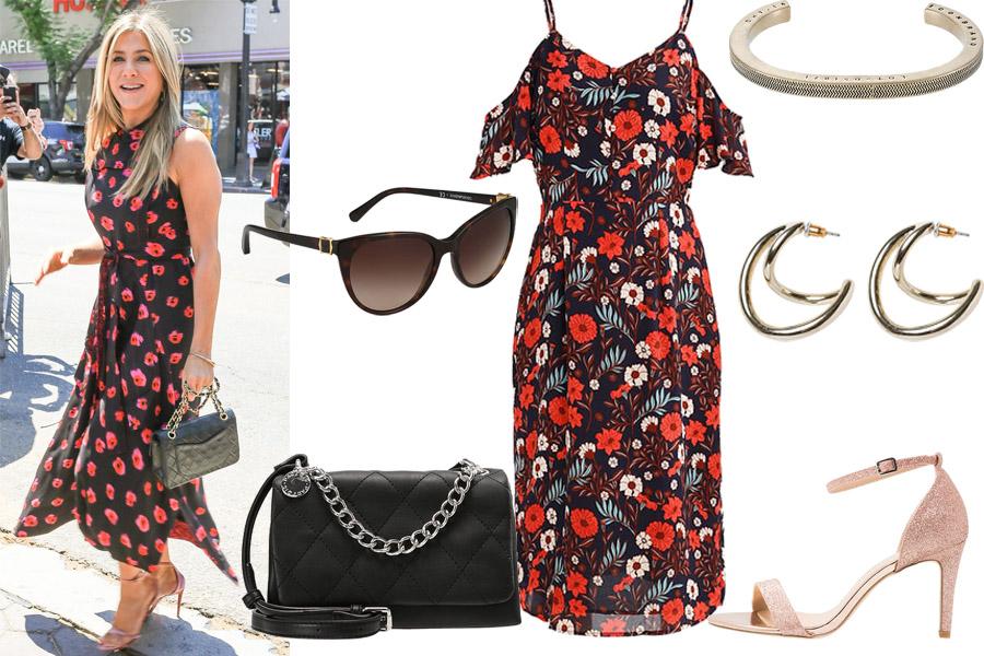 178215a0f6 Romantyczne sukienki na lato. Znaleźliśmy długą w stylu Aniston za ...