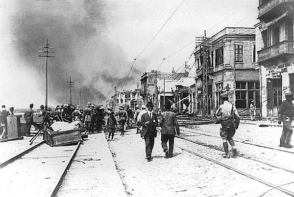 100 lat temu, 18 sierpnia 1917 roku, miasto zapłonęło. Pożar pozbawił tysiące ludzi dachu nad głową i zakończył epokę tureckich wpływów