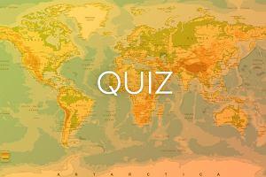 To jeden z najtrudniejszych quizów geograficznych, jaki ułożyliśmy. A musisz tylko poznać państwo