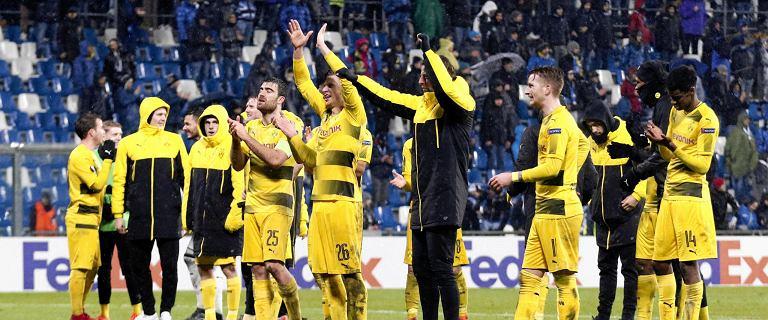 Co się dzieje z Borussią Dortmund? Z kasy wysypuje się mnóstwo kolorowych banknotów