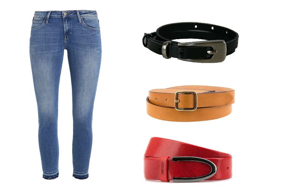 pasek do jeansów